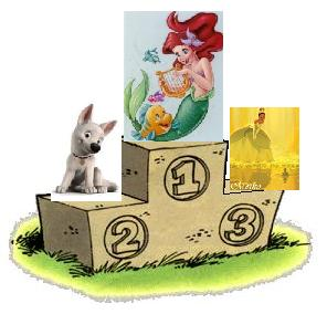 Concours: Disney (fakes, à venir ou annulés): invente ton histoire [SEMAINES 20 ET 21 : Monstres et Cie 2] - Page 9 Podium15