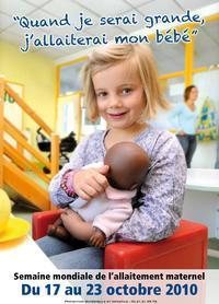 Semaine mondiale de l'allaitement maternel (affiche à vomir)  Semain10
