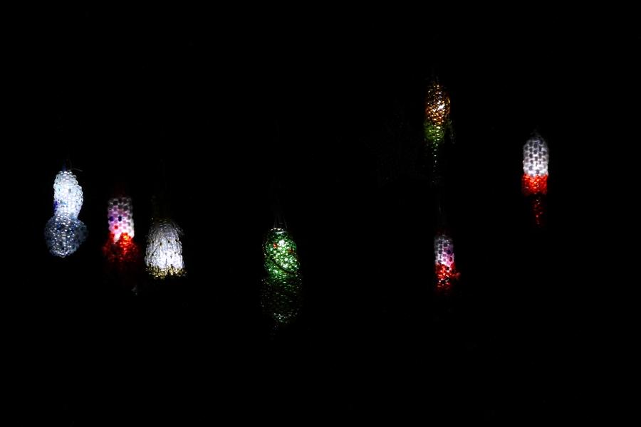 """Vos decos de Noël en photo (ou: """" Pourquoi ne faites vous pas de déco pour cette fête de merde"""") Lumina10"""