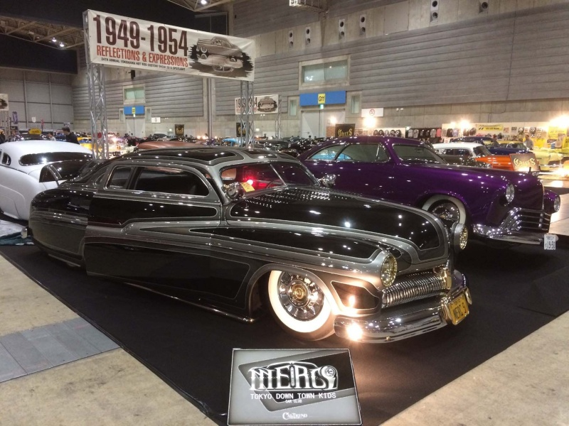 Mooneyes 2015 Yokohama Hot Rod Custom Show 56-20110