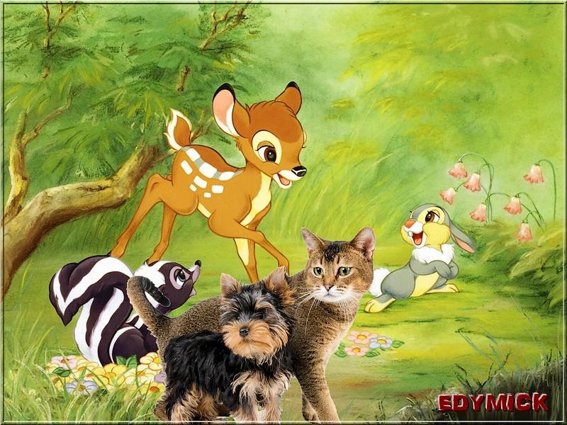 GALERIE DE MICHELINE - EDYMICK N°2 - Page 32 Bambi_10