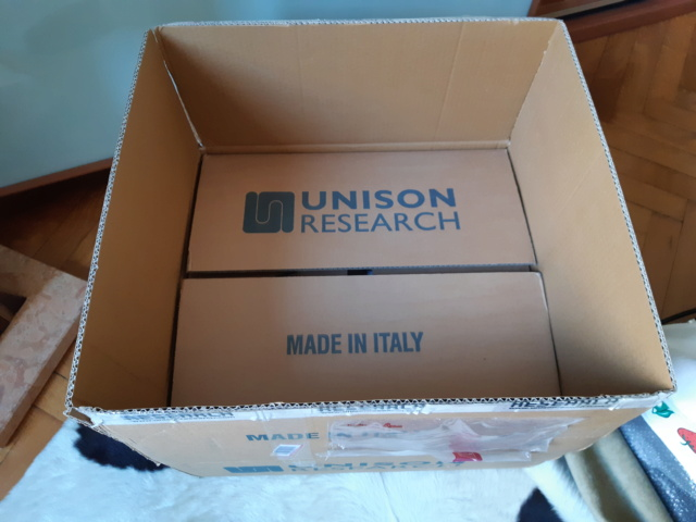 (TO) Unison Research-Primo Unico CD 20200628