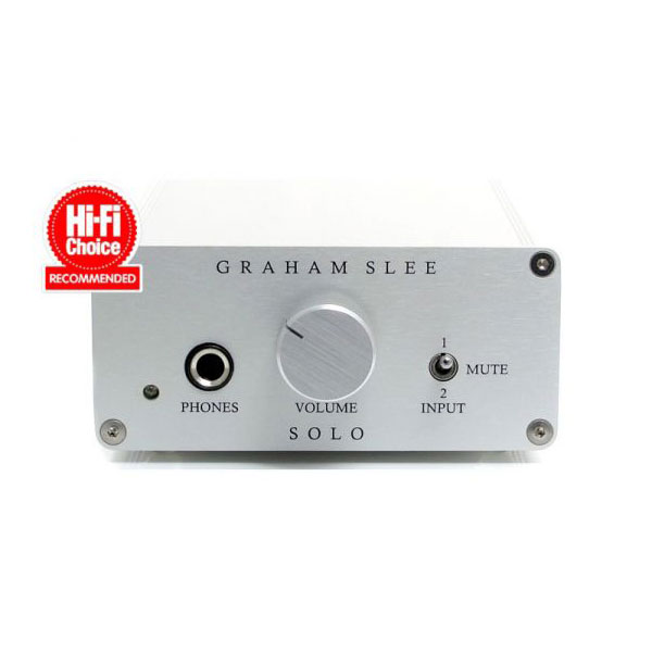 (TO) Ampli cuffia Graham Slee Solo SRGII-Green Graham10