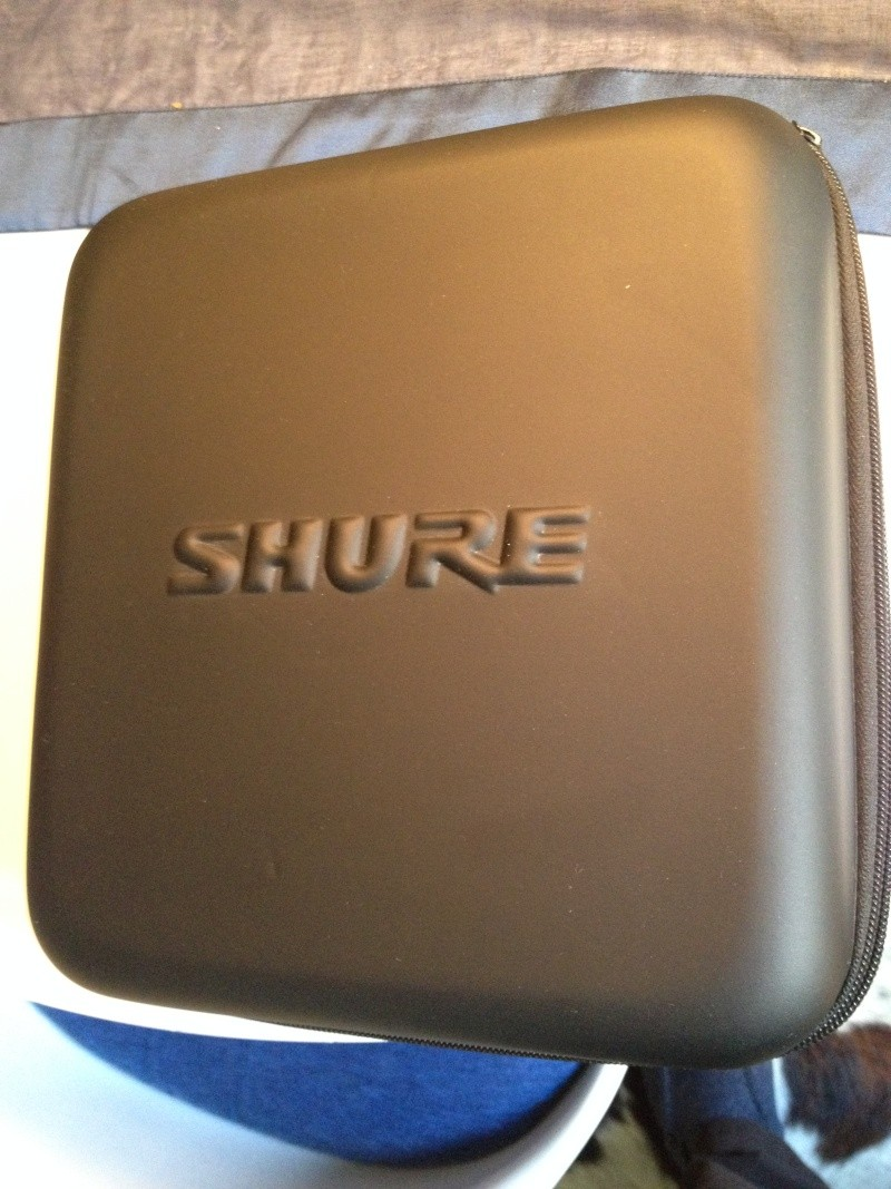 (TO)Shure SRH 940 + DAC FIIO E17 Alpen Iphone26