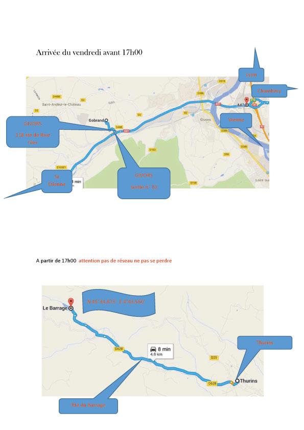 7ème rasso national du FTF en Beaujolais 14,15 et 16 Mai Arrivy10