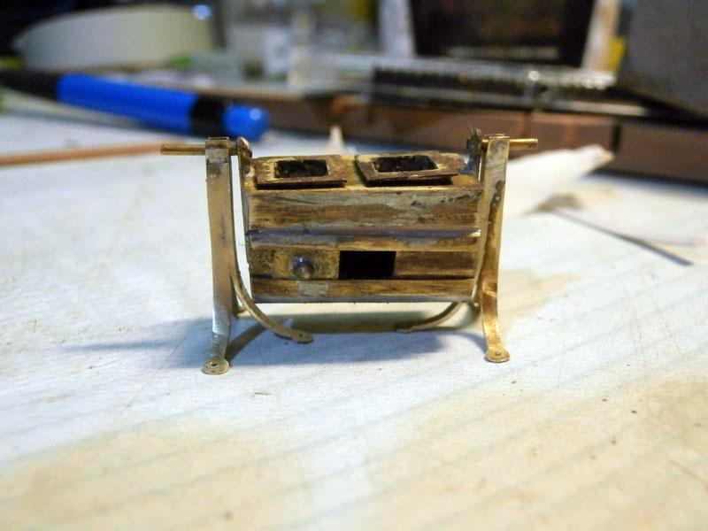 L'Amarante scala 1:30 di Giampiero - Pagina 19 Fornel27