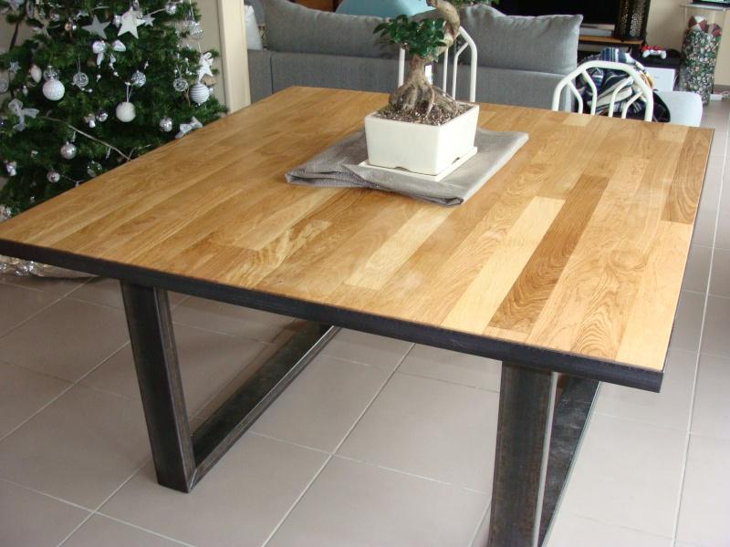 Table salle à manger vintage 0910