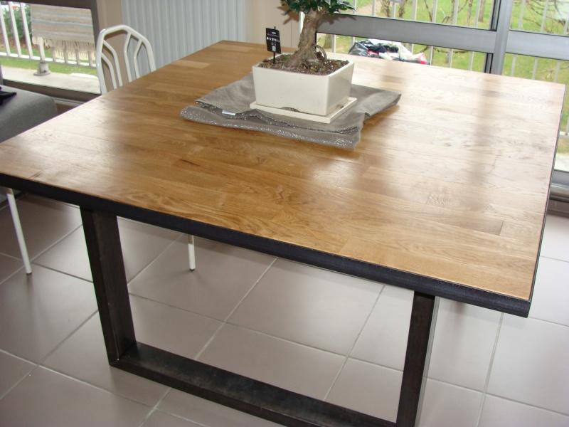 Table salle à manger vintage 1010