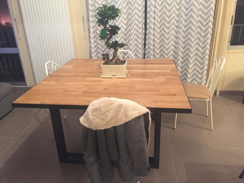 Table salle à manger vintage 1110