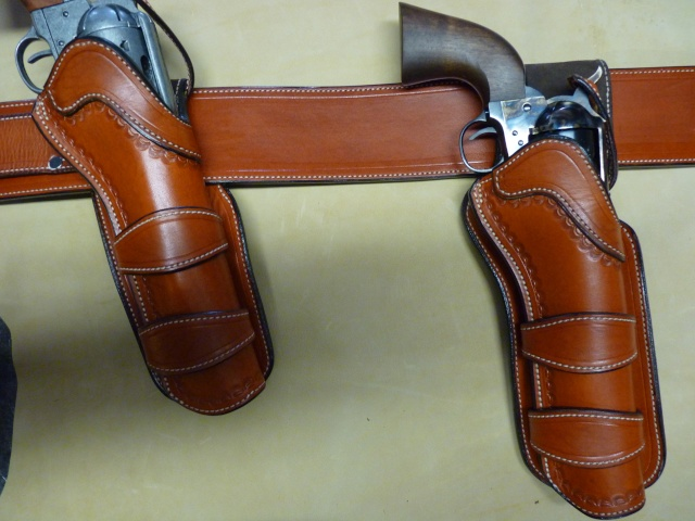 Josey W.WALKER  NEW HOLSTERS CAS Ancien10