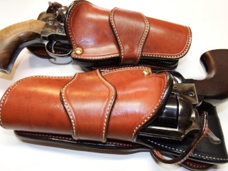 Josey W.WALKER  NEW HOLSTERS CAS Dscf3367