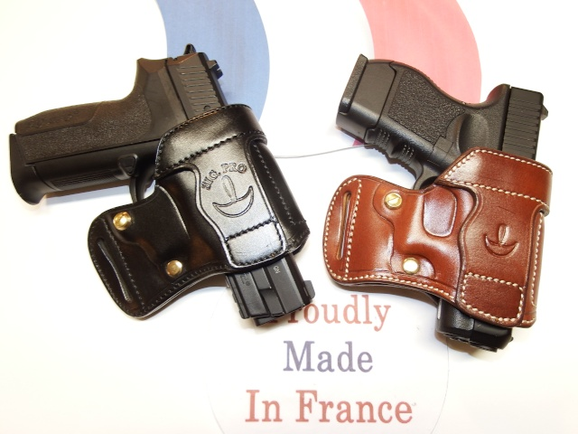 "HOLSTER AMBIDEXTRE : le ""PRACTIC"" by SLYE Dscf3610"