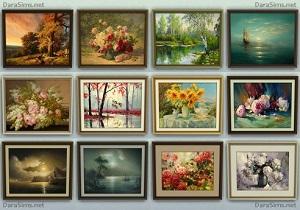 Картины, постеры, настенный декор - Страница 4 14533010
