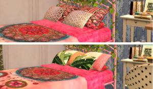 Постельное белье, подушки, одеяла, ширмы и пр. Image122