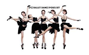 Танцевальные позы Image133