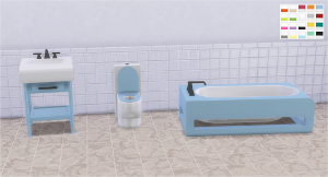 Ванные комнаты (модерн) Image180