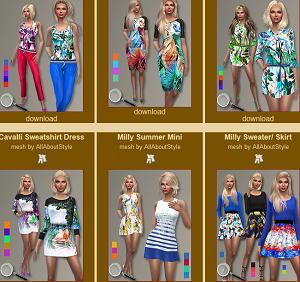 Повседневная одежда (сеты) - Страница 4 Image251