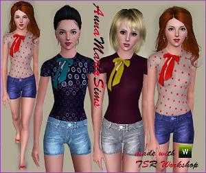 Повседневная одежда (комплекты с брюками, шортами) Image282