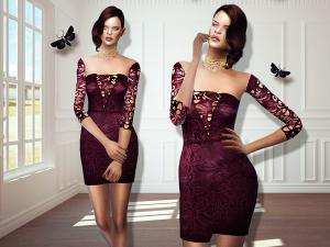 Повседневная одежда (платья, туники)  - Страница 4 Image287
