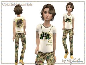 Для детей (повседневная одежда) - Страница 22 Image314