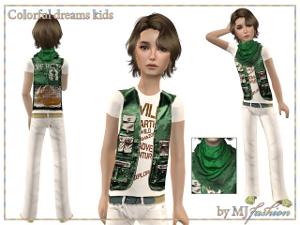Для детей (повседневная одежда) - Страница 22 Image315