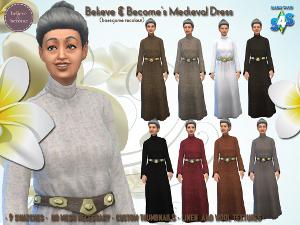 Старинные наряды, костюмы Image345