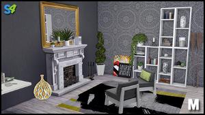 Гостиные, диваны (модерн) - Страница 2 Image357