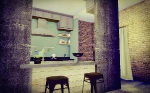 Кухни, столовые (модерн) - Страница 2 Image362