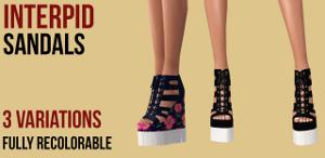 Обувь (женская) - Страница 40 Image374