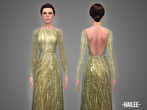 Формальная одежда, свадебные наряды - Страница 3 Image381