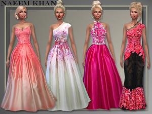 Формальная одежда, свадебные наряды - Страница 3 Image465