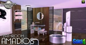 Ванные комнаты (модерн) Image491