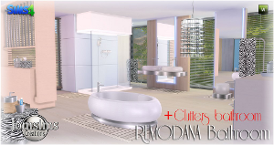 Ванные комнаты (модерн) Image492