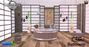 Ванные комнаты (восточный мотив) Image494