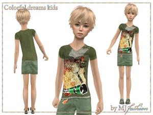 Для детей (повседневная одежда) - Страница 22 Image525