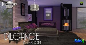 Спальни, кровати (модерн) Image532