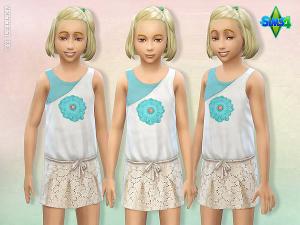 Для детей (платья, туники, комлекты с юбками) Image537