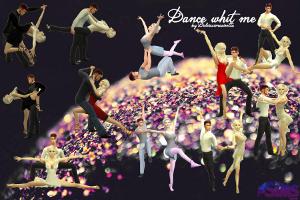 Танцевальные позы Image559