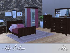 Спальни, кровати (модерн) Image566