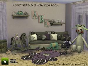 Комнаты для детей и подростков      Image572