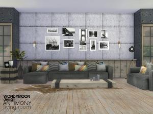 Гостиные, диваны (модерн) - Страница 3 Image579