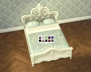 Спальни, кровати (антиквариат, винтаж, средневековье) Image594