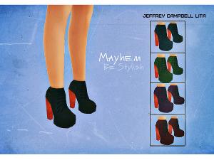 Обувь (женская) - Страница 5 Image596