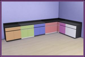 Кухни, столовые (модерн) - Страница 2 Image605