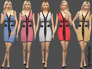 Повседневная одежда (платья, туники) - Страница 5 Image649