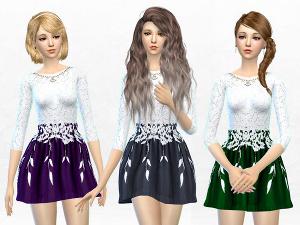 Повседневная одежда (платья, туники) - Страница 5 Image658
