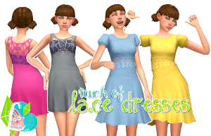 Повседневная одежда (платья, туники) - Страница 5 Image715
