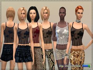 Повседневная одежда (топы, рубашки, свитера) - Страница 3 Image750