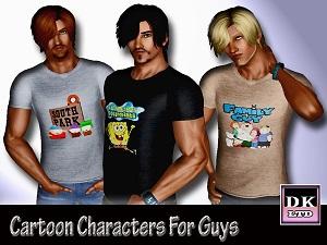 Повседневная одежда (свитера, футболки, рубашки) - Страница 31 Image763