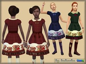 Для детей (платья, туники, комлекты с юбками) Image771